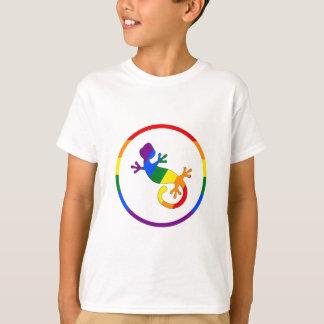 Fierté gaie et lesbienne t-shirt