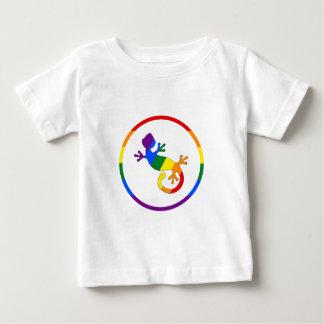 Fierté gaie et lesbienne t-shirt pour bébé