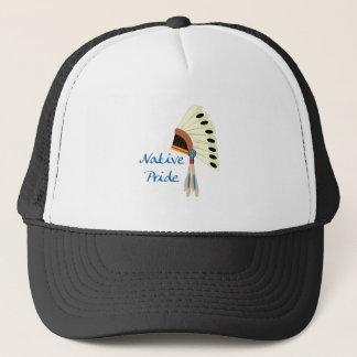 Fierté indigène casquette