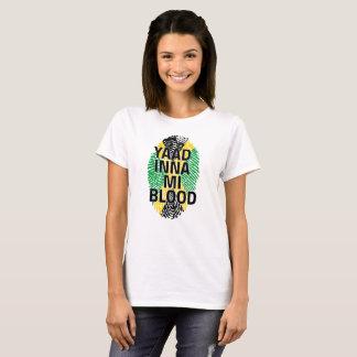 Fierté jamaïcaine t-shirt