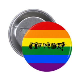 Fierté obtenue ? Bouton de fierté de LGBTQ Badge