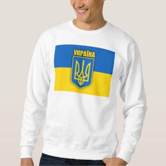 Fierté ukrainienne sweatshirt