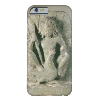 Figure de Skanda avec son paon, collines du Coque iPhone 6 Barely There