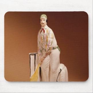 Figure du Staffordshire d'un joueur de cricket, 18 Tapis De Souris