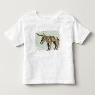 Figure d'un taureau t-shirt pour les tous petits