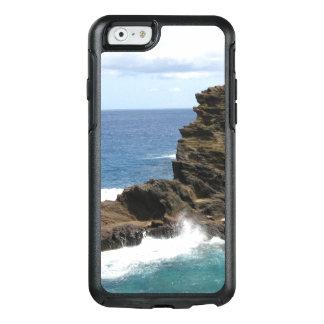 Figure solitaire sur une falaise coque OtterBox iPhone 6/6s