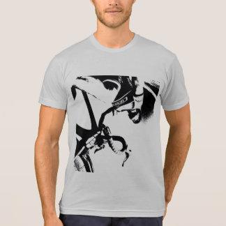 Fikeshot sur une chemise adaptée par cool t-shirt