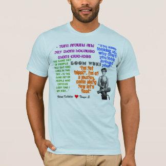 Fiktivt Kollektiv aime Tanya Stephens T-shirt