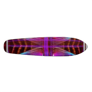 Filet pourpre de Web : Supersonique suralimenté Skateboard 20 Cm
