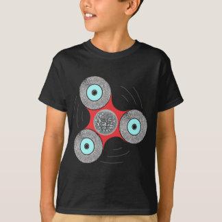 Fileur de personne remuante du DJ T-shirt