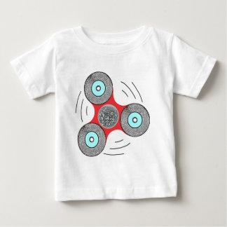 Fileur de personne remuante du DJ T-shirt Pour Bébé