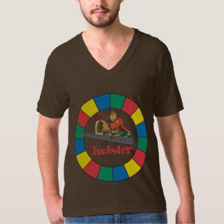 Fileur de tornade t-shirt