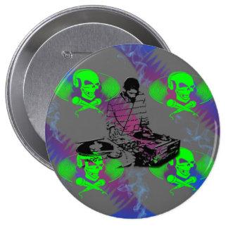 Fileur de vinyle du DJ Pin's
