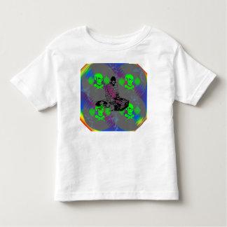 Fileur de vinyle du DJ T-shirts