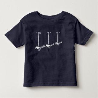 filez filent filent peu de pièce en t t-shirt pour les tous petits