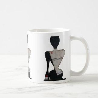 fille 3D Mug
