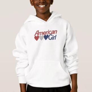 Fille américaine
