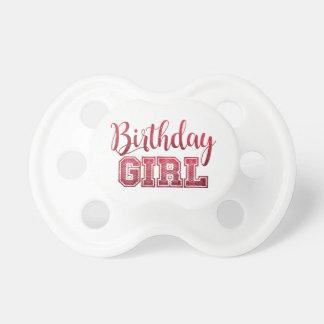 """Fille"""" BPA la """"d'anniversaire libèrent la tétine"""