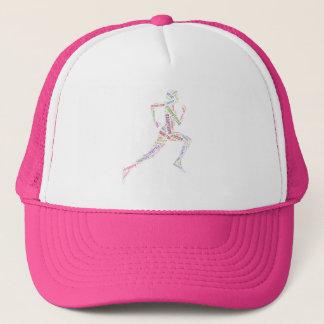 Fille courante casquette