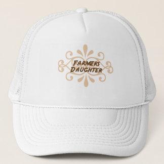 Fille d'agriculteurs casquette