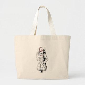 Fille de Baphomet Grand Tote Bag