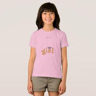 Fille de CONTREBASSE T-shirt
