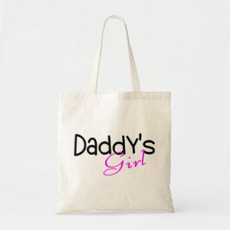 Fille de Daddys Sac En Toile Budget