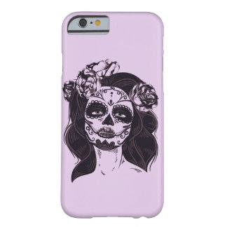 Fille de goule coque iPhone 6 barely there