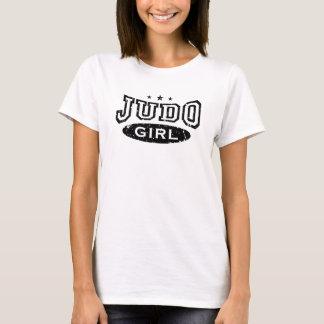 Fille de judo t-shirt