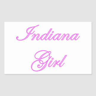Fille de l Indiana