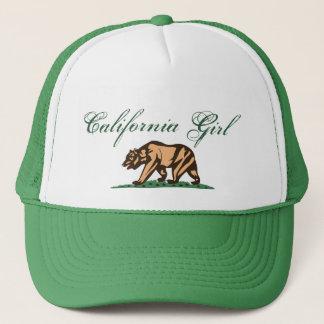 Fille de la Californie Casquette