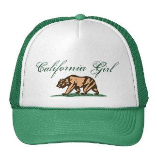 Fille de la Californie Casquette De Camionneur