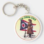 Fille de l'Ohio, Annie Oakley Porte-clefs