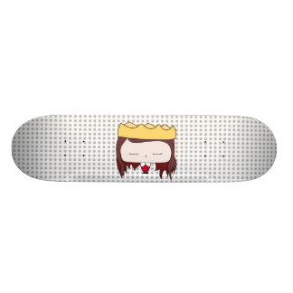 fille de reine plateaux de skate