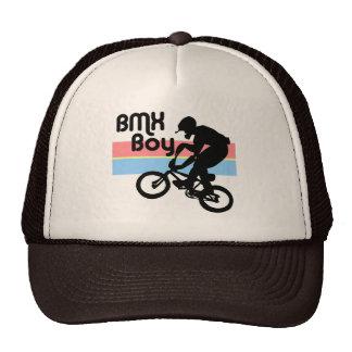Fille du garçon de BMX/BMX Casquettes