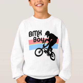 Fille du garçon de BMX/BMX Sweatshirt