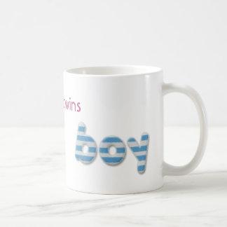 fille et garçon brouillés mug blanc