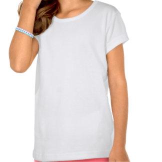 Fille fraîche de style de chats t-shirts