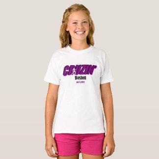 Filles Cruzin Boston T-shirt