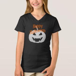 Filles de Halloween V - T-shirt de cou