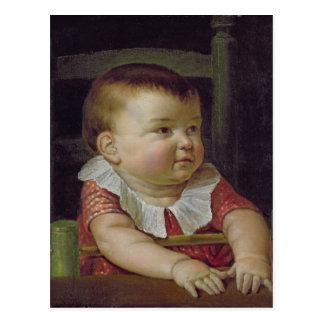 Fils d Otto Sigismund de l artiste 1805 Cartes Postales