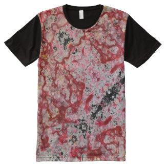 Fils de pensée de Tachyon - le T-shirt des hommes