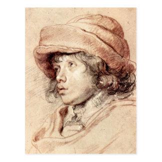 Fils Nicholas de Rubens par Paul Rubens Cartes Postales
