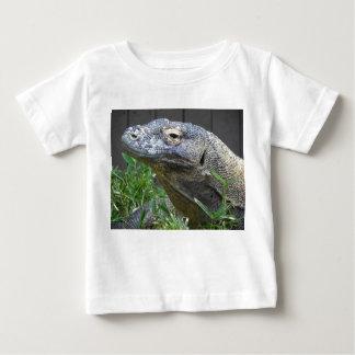 Fin de dragon de Komodo T-shirt Pour Bébé