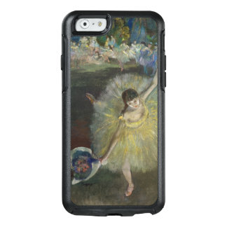 Fin d'Edgar Degas | d'un arabesque, 1877 Coque OtterBox iPhone 6/6s