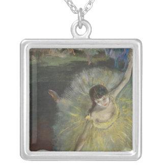 Fin d'Edgar Degas | d'un arabesque, 1877 Pendentif Carré