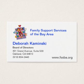FINALE de Deborah Kaminski Cartes De Visite