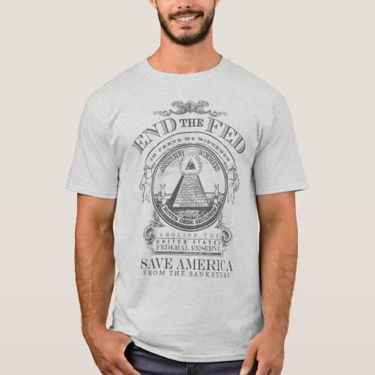 Finissez le T-shirt personnalisable de