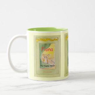 Fiona la tasse de souris de théâtre