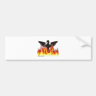 FireBird/Phoenix Autocollant De Voiture